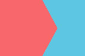 三角形の矢印的な表現